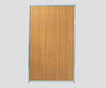 Partition ( Magnetic Connection Type) 600 x 20 x 1525mm Natural and others