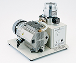 Turbo Molecular Vacum Pump Evacuation System VPT-060