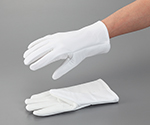 Heat Resistant Glove For Clean Room For Middle To Low Temperature M 1 Pair and others