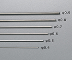 Tungsten Wire (φ0.4 x 500mm) and others
