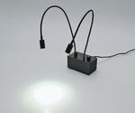 LEDフレキシブルアーム光源 独立調光型 STA-B2