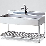 Sink (1 Tank) 600 x 750 x 800 and others