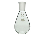 Common Flat Bottom Eggplant Flask 15/25 50mL and others