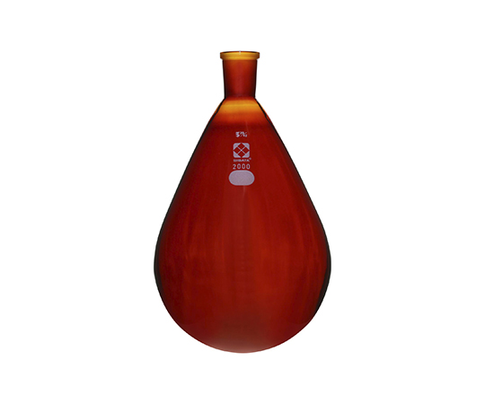 Common Sliding Eggplant Flask (Brown) 15/25 10mL and others