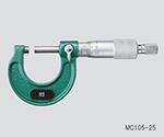 標準外側マイクロメーター(定圧装置付き) MC105シリーズ