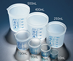 Polypropylene Beaker with Rib Azlon 10mL and others