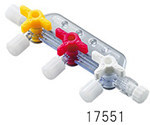 Luer Stopcock Manifold Female Luer 4 Pcs, Male Luer Lock 1 Piece and others