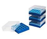 Freezer Box (For 5mL) 133 x 133 x 51mm 25 Pcs Storage 4 Pcs F18852-0017