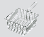 Small Type Wire Basket 120 x 120 x 75mm and others