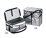 Folding Cooler Box with Vacuum Insulation Material 10L and others