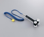 PTFEローラー付温度センサー K熱電対 -50~+200℃ 40×30×20mm