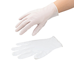 Nitrile Gloves (Smooth Type) L 100 Pieces and others