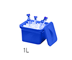 Ice Cream Pan Magic Touch 2(TM) Capacity 1L Blue and others