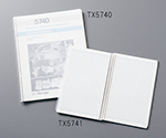 Clean Room Notebook Letter 216 x 279mm and others