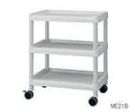 Mobile Easy Cart (Gray) 3 Sages 645 x 447 x 800 ME21B