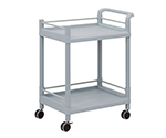 Mobile Storage Cart (Guard Frame, with Handle) 2 Stages 705 x 447 x 887 MSO21G