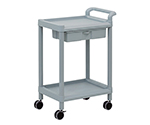 Mobile Storage Cart 2 Stages 598 x 368 x 839 (Including Drawer, Handle) MSO11C