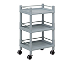 Mobile Storage Cart 3 Sages 540 x 370 x 875 (With Guard Frame) MSO11F
