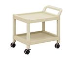 Mobile Cart (Rectangular Column Type) 2 Stages 690 x 435 x 620 MC40
