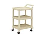 Mobile Cart (Rectangular Column Type) 3 Sages 690 x 435 x 900 MC41