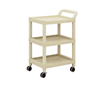 Mobile Cart (Rectangular Column Type) 3 Sages 690 x 435 x 900 MC41