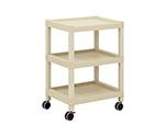 Mobile Cart (Rectangular Column Type) 3 Sages 675 x 435 x 850 MC42