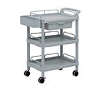 Mobile Pocket Cart (With Drawer) 3 Sages 650 x 410 x 867 MP61BG