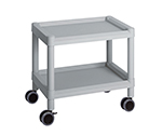 Mobile Cart (Low-Floor Type) 532 x 368 x 500 Gray MC10