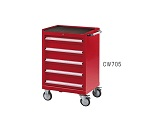 Cabinet Wagon 5 Drawers Type 700 x 510 x 993 and others