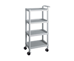 Mobile Easy Cart (Tall Type/Regular 31) Gray 4 Stages ME31E