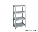 Mobile Easy Cart (Tall Type/Regular 31) Gray 4 Stages ME31K
