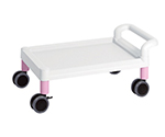 Mobile Easy Cart (Tall Type/Regular 31) Pink 1 Stage ME31M