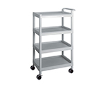 Mobile Easy Cart (Tall Type/Wide 32) Gray 4 Stages ME32E
