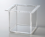 Quartz Rectangular Container 100 x 100 x 100mm and others