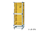 Frost Dry Desiccator JB (UVC & Antielectricity) 574 x 611 x 1765 Reinforced Plastic Shelf Board and others