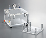 Vacuum Desiccator for Leak Test 300 x 300 x 220 VRT