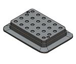 Block Bath Shaker Block for 0.5mL 18900238