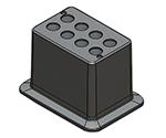 Block Bath Shaker Block for 15mL 18900241
