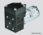 ダイヤフラム式マイクロポンプ NMP830Kシリーズ等