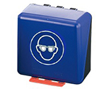 Safety Protection Equipment Store Box For Protective Eyewear (Without Inlet) Blue and others