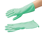 Natural Rubber Gloves Shinayaka Medium Thick (Fleece lining) M 1 Pair and others