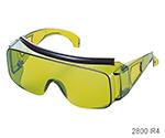 一眼型保護メガネ
