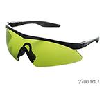 溶接・溶断作業用遮光眼鏡 (IRピットピット) 2700シリーズ