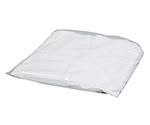 定型白メリヤスウエス (新品生地) 白 35×35cm