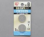 ボタン電池 リチウム CR2025-2S 2個