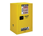 Compact Safety Cabinet (JUSTRITE (R) Fire Resistant Cabinet) and others
