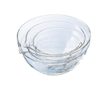 Single Endede Bowl Set HARIO 3 Size Set and others