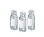 Auto Sampler Vial LLG Labware 1.5mL 100 Pieces 4662800
