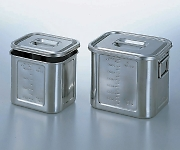 Square Calibrated Pot 0.6L and others