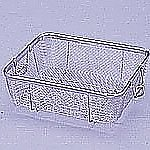 Stainless Cleaning Basket Deep Type and others